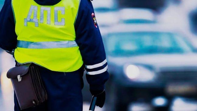 В ходе надзора за соблюдением ПДД остановлен водитель с признаками наркотического опьянения