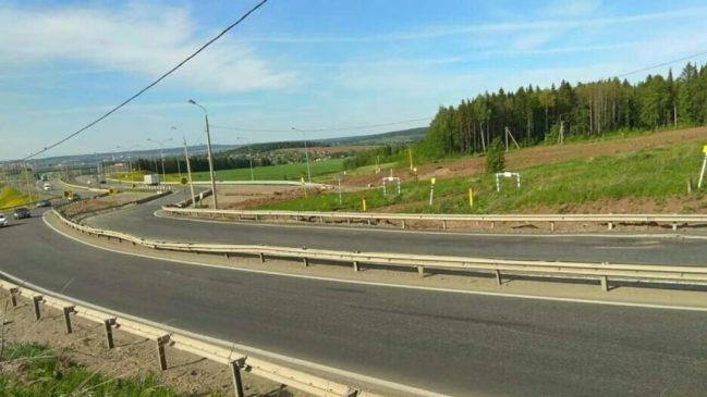 Проблемный участок от Лобаново до Кояново трассы Пермь - Екатеринбург достроят не раньше 2023 года