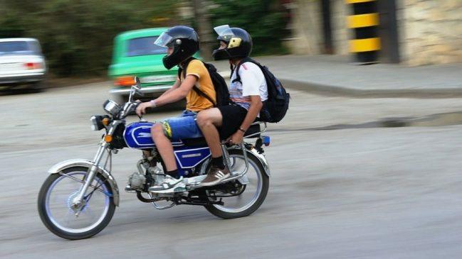На территории ЗАТО Звездный проводится профилактическое мероприятие «Мотоциклист, скутерист, велосипедист»