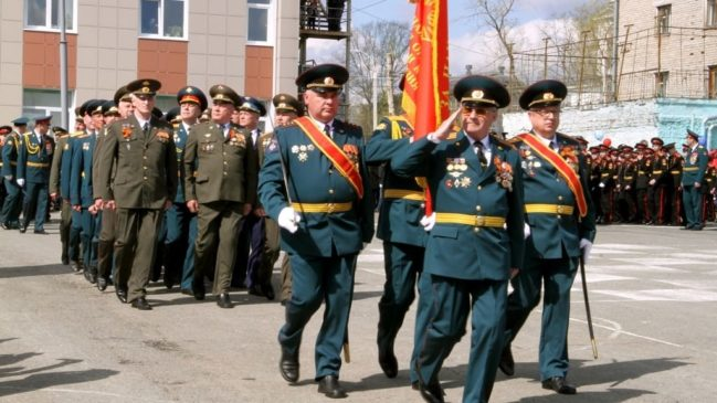 Ветеранов - ракетчиков приглашают принять участие в митинге в День Победы
