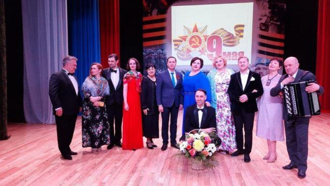 Сегодня, 4 мая, в Звёздном выступили солисты и концертмейстеры Пермской оперы