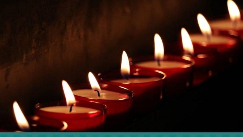 печальные свечи