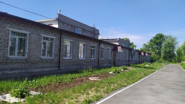 В детском саду Звёздного началось строительство стадиона «Дошколёнок»