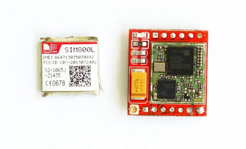 Модуль SIM800L