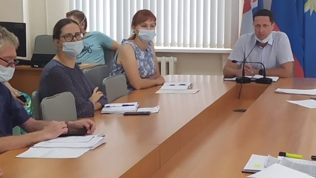 Надежда Лядова отчиталась об итогах работы за 2016-2021 годы